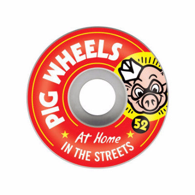 WHEELS PIG PIGGLY WIGGLY 52MM