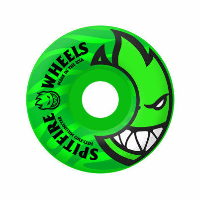 WHEELS SPITFIRE BIGHEAD TONAL GREEN 53mm