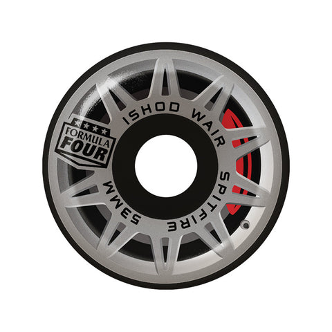 WHEELS SPITFIRE F4 99D ISHOD BURNOUTS BLK 53mm