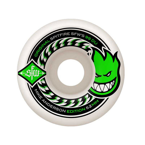WHEELS SPITFIRE SFW ANDERSON 52mm