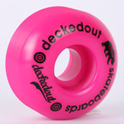 WHEEL DO DANGER 5232 52mm 98A F/PNK