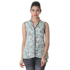 Multi Colour Printed Top From eSTYLe