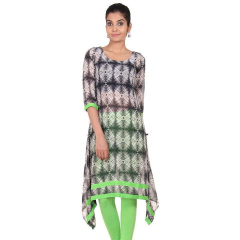 Castle Rock High-Low Hem Kurta From eSTYLe