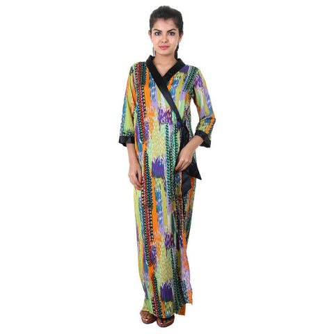 Daily Wear Sleep Gown Night Wear Comfortable Over Coat