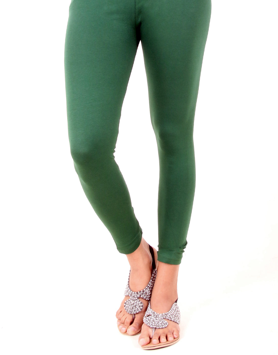 Greener Pastures Ankle Leggings