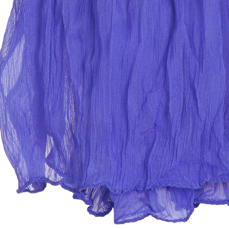 Princess Blue Ultra Soft Chiffon Dupatta From eSTYLe