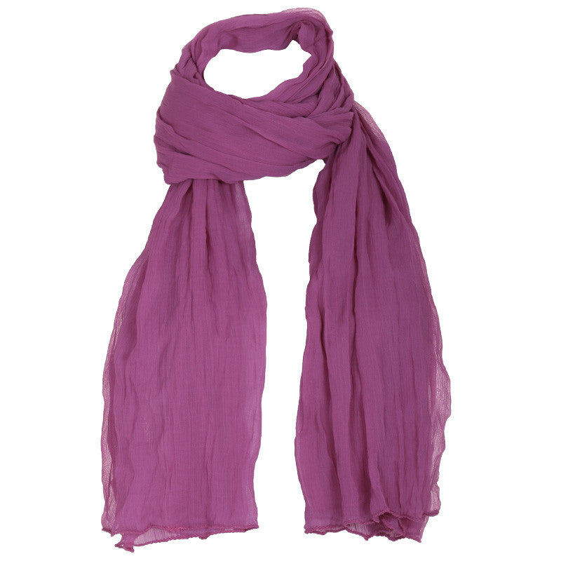 Royal Purple Ultra Soft Chiffon Dupatta From eSTYLe