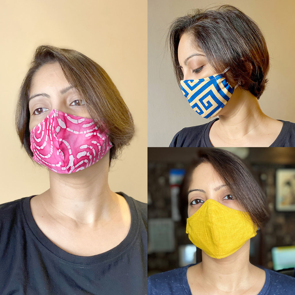 Protective-3-Layer-designer-mask-(pack-of-3)-FEM01-09