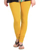 Nugget Gold Cotton Lycra Churidhar Leggings