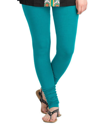 Capri Breeze Cotton Lycra Churidhar Leggings