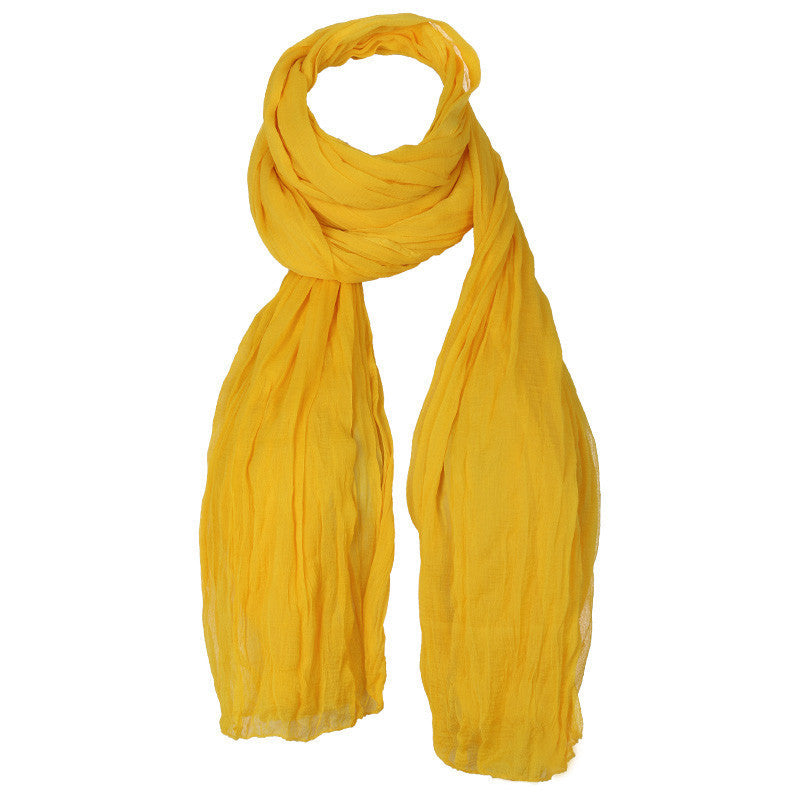 Light Yellow Ultra Soft Chiffon Dupatta From eSTYLe