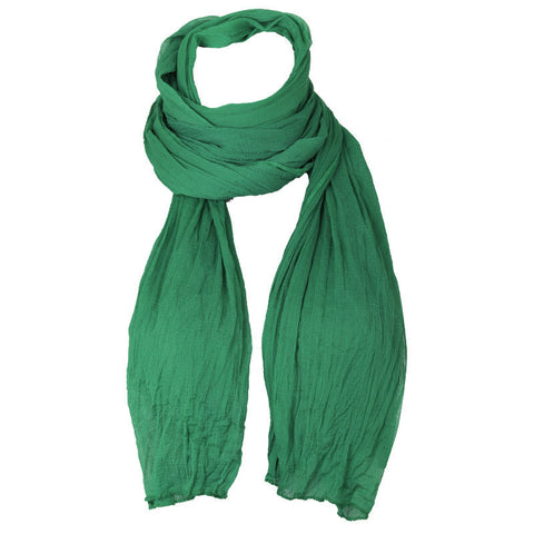 Dark Green Ultra Soft Chiffon Dupatta From eSTYLe