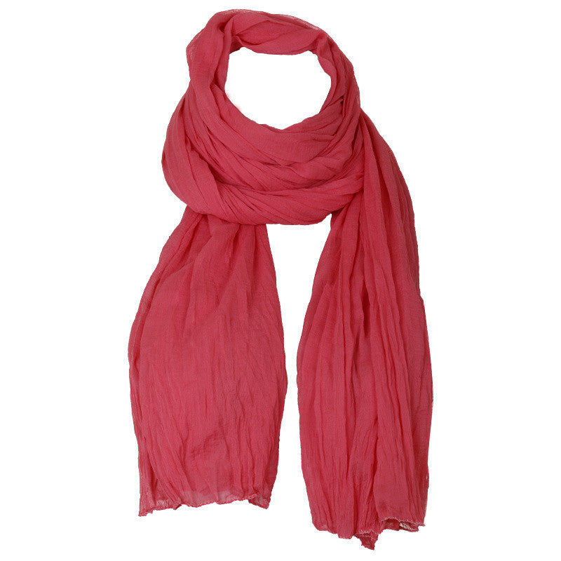 Berry Pink Ultra Soft Chiffon Dupatta From eSTYLe