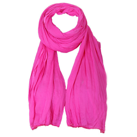 Rose Shade Ultra Soft Chiffon Dupatta From eSTYLe