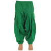 Kids Patiala Bottom From eSTYLe Colour Pool Green