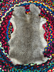 Assorted Rabbit Hide (Multiple Colors)