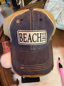 Beach Girl Hat