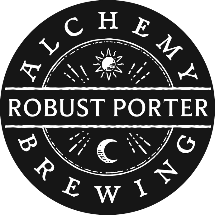 Robust Porter 500ml Can