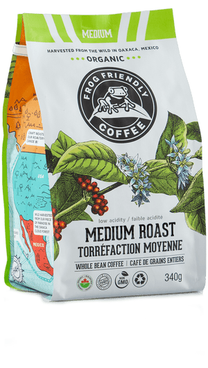 Medium Roast – Whole Bean