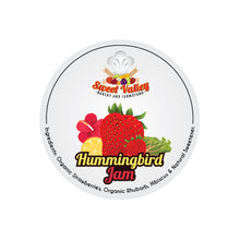 Load image into Gallery viewer, Strawberry Hummingbird Jam (Half pint)