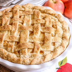 Old Fashioned Country Apple Pie