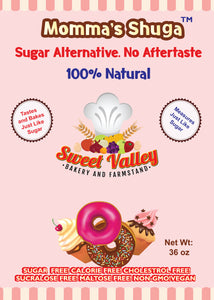 Mommas Powdered Shuga All Natural Sweetener