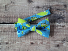 Load image into Gallery viewer, Toy Story Bowtie.