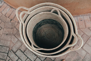 Malawi basket - Set of 3