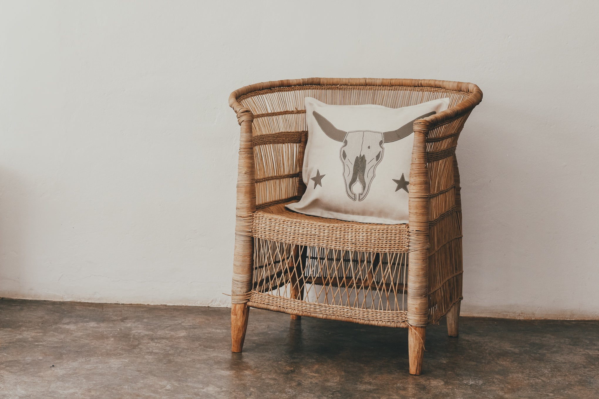 Nguni Cushion