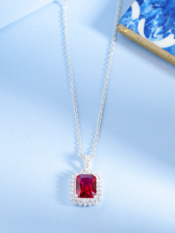Royal Ruby mist (With Chain)