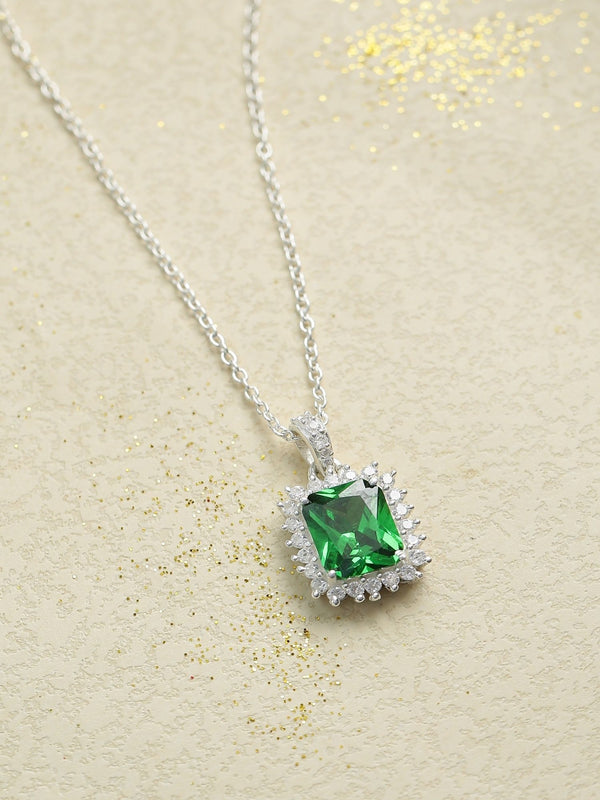 Royal Emerald Mist (With Chain)