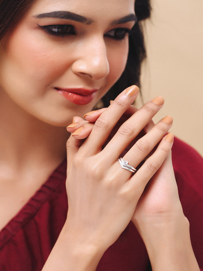 Miracle Curve Ring
