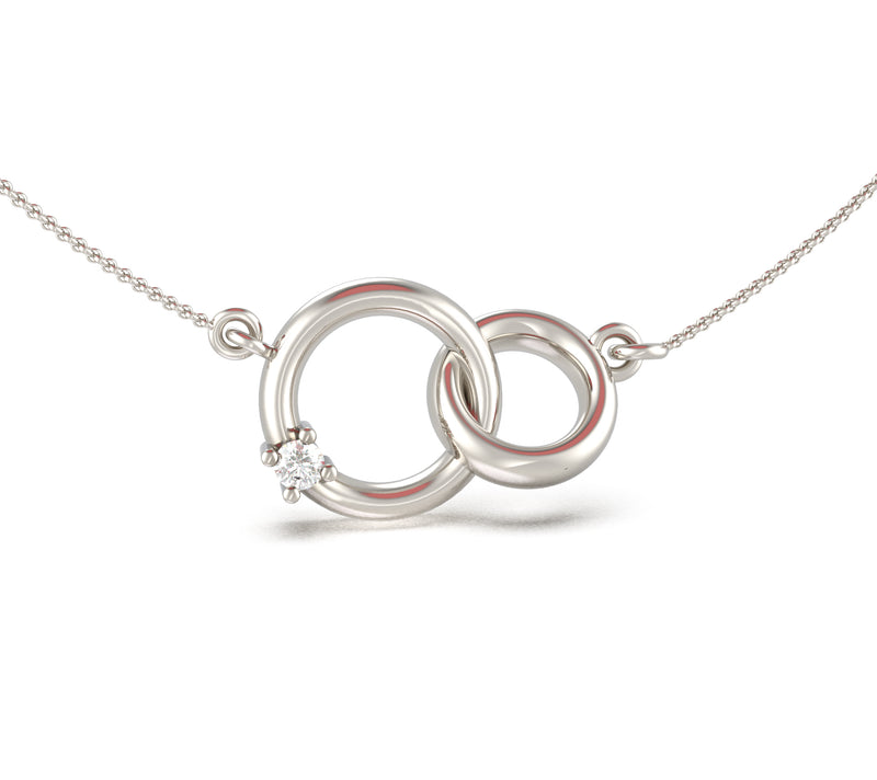 Duo Loop Pendant