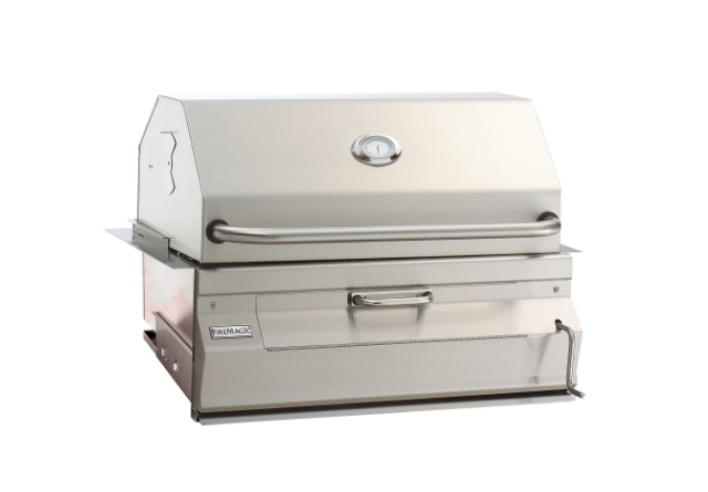 30″ Legacy BUILT-IN CHARCOAL GRILL By Fire Magic Grills - Ace home goods