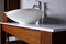 Pollino 48″ Light Oak Acrylic Bathroom Vanity By Casa Mare - Ace home goods