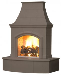 PHOENIX Fireplace By American Fyre Designs - Ace home goods