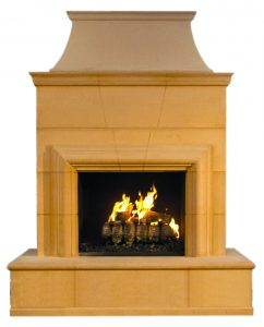 CORDOVA Fireplace By American Fyre Designs - Ace home goods