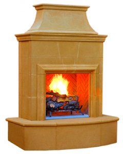 PETITE CORDOVA Fireplace By American Fyre Designs - Ace home goods