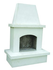 CONTRACTORS MODEL Fireplace By American Fyre Designs - Ace home goods