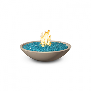 24″ MARSEILLE FIRE BOWL By American Fyre Designs - Ace home goods