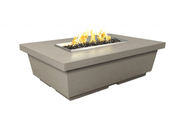 CONTEMPO RECTANGLE FIRETABLE By American Fyre Designs - Ace home goods