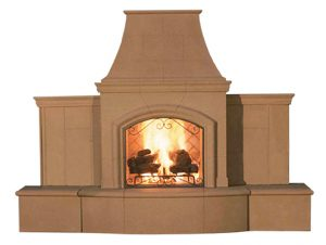 GRAND PHOENIX Fireplace By American Fyre Designs - Ace home goods