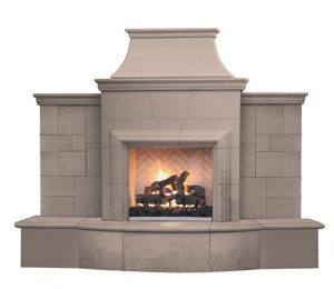 GRAND PETITE CORDOVA Fireplace By American Fyre Designs - Ace home goods
