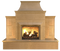 GRAND CORDOVA Fireplace By American Fyre Designs - Ace home goods