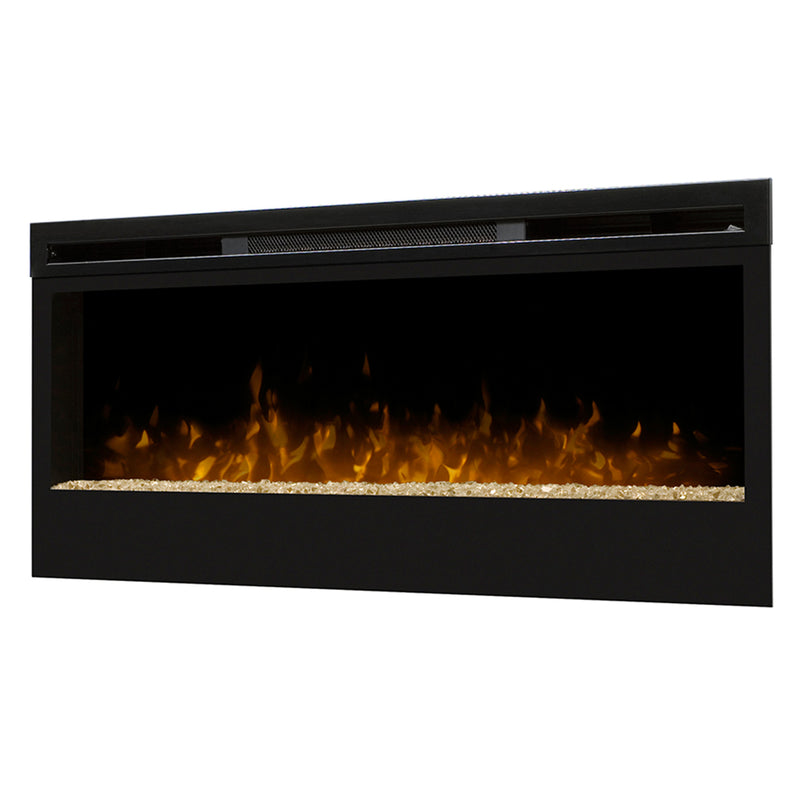 "Synergy Wall Mount 50"" Linear Electric Fireplace By Dimplex - Ace home goods"