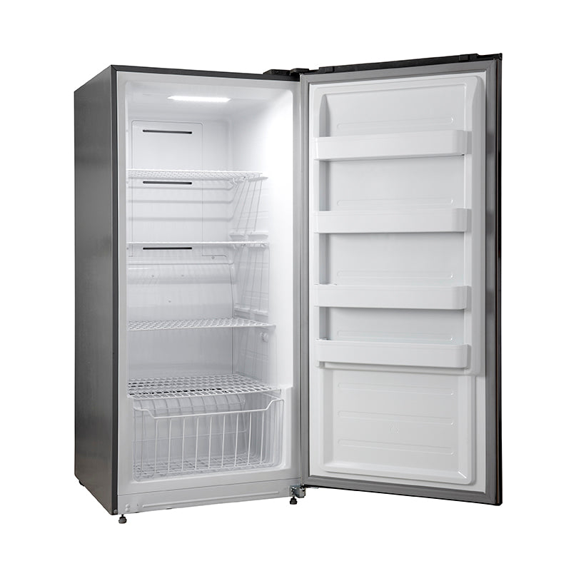 "60"" Wide Rizzuto Pro-Style Refrigerator/Freezer 28″ x 2 Dual Combo By Forno - Ace home goods"