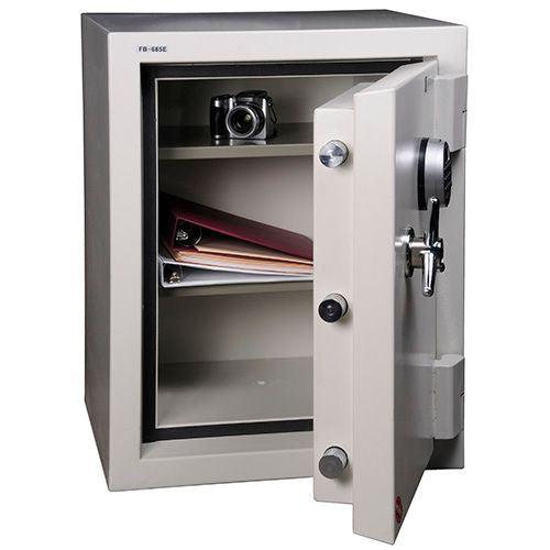 FB-685E Oyster Series Fire & Burglary Safe By Hollon Safes - Ace home goods