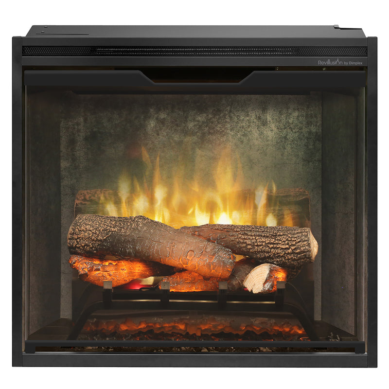 "Revillusion® 24"" Built-in Firebox By Dimplex - Ace home goods"