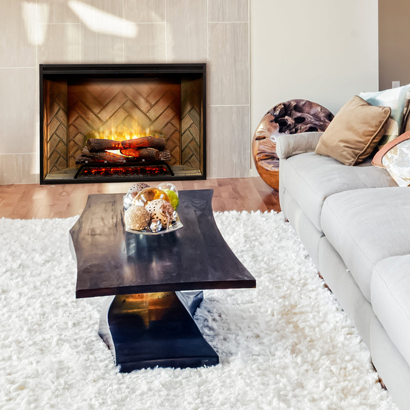 "Revillusion® 42"" Built-in Firebox By Dimplex - Ace home goods"