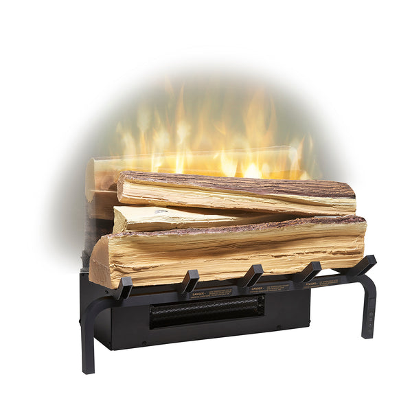 "Revillusion® 20"" Plug-In Fresh Cut Log Set By Dimplex - Ace home goods"